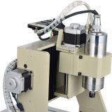 木製の打抜き機の木製の切り分ける彫版CNCのルーター