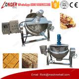 Barre de fruit professionnelle de casse-croûte de céréale de Chikki d'arachide faisant la machine