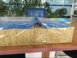Цена панели сандвича крыши Rockwool строительного материала