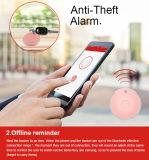 iPhone.のためのBluetoothのカスタマイズされた個人的な反無くなった追跡者そして盗難防止アラーム項目ロケータ