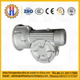 Reductor cilíndrico circular durable del gusano del alzamiento de la construcción