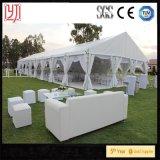 Tenda bianca della festa nuziale della bella decorazione del filato da vendere