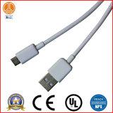 La bande de cuivre pure d'USB2.0V bloque le câble androïde de connecteur de téléphone