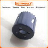 Le coupeur de trou du bimétal 1-7/8 de HSS '' (48mm) a vu