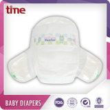 Couche-culotte organique de bébé de protection de l'environnement avec du matériau de PLA