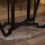 Meubles de salon moderne Hôtel Restaurant La Table de salle à manger en bois (CH-633)