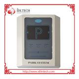 Programa de lectura direccional de RFID en sistema del estacionamiento