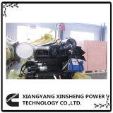 Motor diesel refrigerado por agua de Cummins del cargador/del excavador (6BTA5.9-C150)