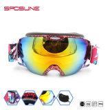 Commerce de gros Lunettes de protection des verres de lunettes de ski lentille amovible Goggle