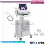 Máquina de elevação de pele Hifu ultrassom