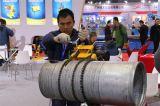 Trou de la faucheuse de tuyaux en acier Hongli Machine de coupe scie JK150