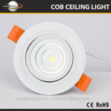 China of 2018 new ones 5W Round LED Spotlight Downlight