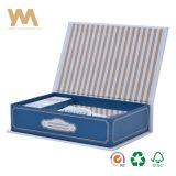 パッキングのためのカスタマイズされた印刷されたハンドメイドの宝石類のペーパーギフト用の箱