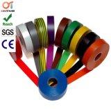 Film PVC pour le PVC Ruban isolant électrique pour l'Espagne Marché (0.13mmx19mmx10m/20)