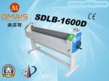 """Sdlb-1600d 63の""""空気の単位が付いている半自動ラミネーションの機械装置"""