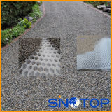 Stabilisateur en pierre, systèmes de pavage cellulaires, réseaux de stationnement en plastique