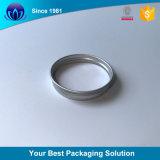24/410 alumínio metálico tampa do vaso de parafuso de cabelos Cosméticos Jar Encerramento