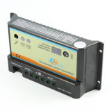 10A 12V/24V duo-Batterij ZonneControlemechanisme met Verre meter-Mt1 dB-10A
