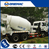 De Vrachtwagen Zz1257n3641W van de Concrete Mixer van HOWO 6X4 8m3 336HP