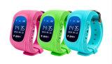 Q50 쿼드 악대 Smartwatch가 지능적인 전화 GPS Lbs 시계에 의하여 농담을 한다