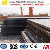 Fabricante caliente de China de la venta que resiste a la placa de acero resistente
