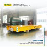 Transportes operados por bateria Die carrinho em piso de concreto
