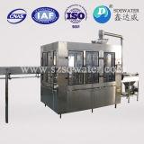 Máquina que capsula de relleno del agua para el agua potable