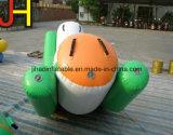 Водный парк оборудования надувные воды с плавающей запятой для воды качели игры