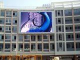 P8 옥외 광고 풀 컬러 LED 위원회