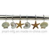 Пластмассовый душ крюки Jmhr-1033