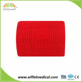 Non-Woven強い伸縮性がある適用範囲が広い凝集の包帯