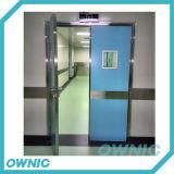 Дверь раздвижной двери стационара кадра Ss 304 герметичная