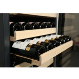 168bottles scelgono il compressore di zona costruito in frigorifero del vino
