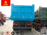 De Vrachtwagen van de Kipper van de Vrachtwagen van de Stortplaats van Sinotruk HOWO LHD/Rhd 6*4 336/371HP