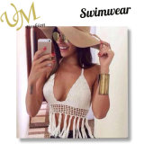 Cru de Swimwear Maillot De Bain Print de bikini de crochet de femmes de maillot de bain