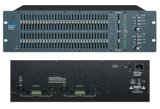 Gqx3102 equalizador gráfico, PRO processador do equipamento audio