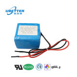 18650 precio de fábrica de Iones de Litio Batería 12V 10Ah para herramientas eléctricas