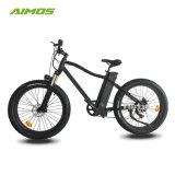 Bici elettrica della gomma grassa poco costosa di potere verde di AMS-Tde-03 36V/250W