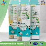 Wegwerfpflanzenfaser-Perlen-Baumwollhotel-Gesichts-Tuch-Set