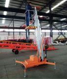 熱い販売! 移動可能な電気アルミ合金のアンテナ作業プラットホーム