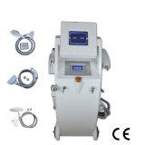 Reh de Alta Potência Elight/ de remoção de pêlos IPL + RF ND YAG Laser/ máquina multifunções (Elight03)