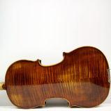 Скрипка музыкальной аппаратуры высокой ранга профессиональная мастерская ровная для сбывания