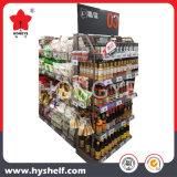 Aménagement de gondole de système de supermarché de bazarette de la Chine