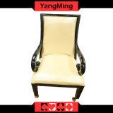 Do Baccarat europeu feito sob encomenda novo de 2017 cadeira dedicada do casino cadeiras de clubes do póquer do estilo (Ym-Dk11)