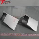 L'alluminio di CNC parte il prodotto dell'acciaio inossidabile del prototipo