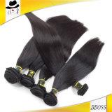 бразильские текстуры волос 7A свободного Weave