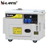공냉식 단 하나 실린더 디젤 엔진 발전기 세트 단일 위상 (DG4500SE)