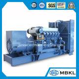 Dieselgenerator Shanghai-Mistubishi 1200kw/1500kVA mit hoher Leistung und niedrigem Dieselverbrauch S12r-Ptaa2-C