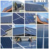 Modulo solare solare 290W di Cemp di applicazione di sistemi di PV del tetto