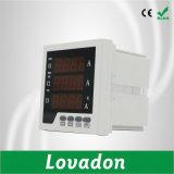 LCD de Digitale Meter In drie stadia van de Meter van de Ampère van Ampèremeters Elektrische